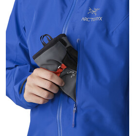 Arc'teryx Alpha FL Jacket Women Somerset Blue
